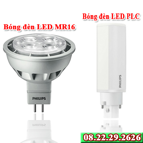 Bóng đèn Philips LED MR16 - PLC