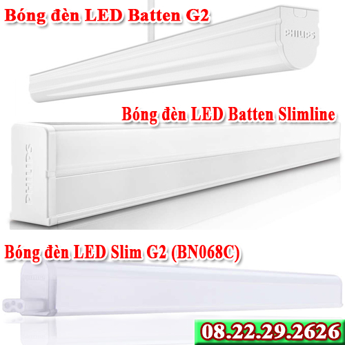 Bóng đèn Philips LED Batten