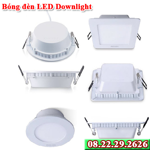 Bóng đèn Philips LED Downlight