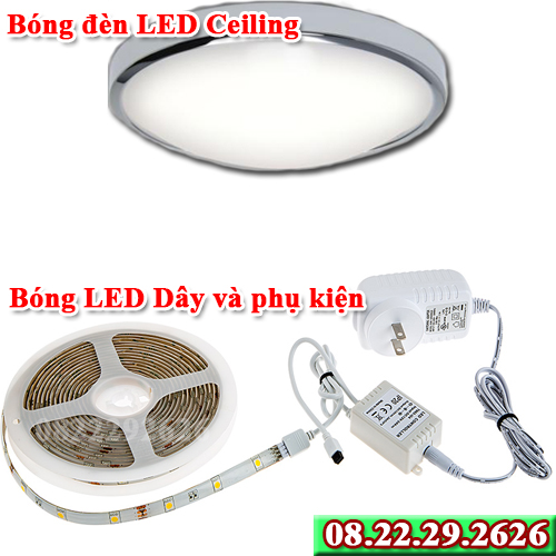 Bóng đèn Philips LED Ceiling & LED Tape